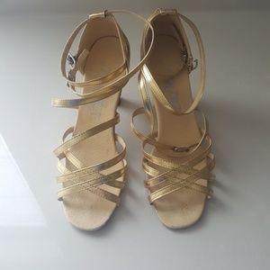 DiMichi ballroom dance shoes SZ5